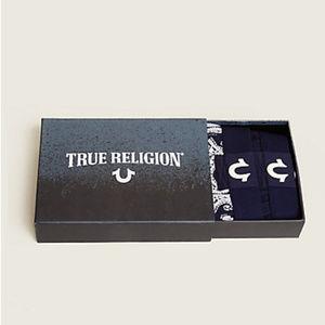 True Religion 2-Pack Underwear Boxer Brief Set